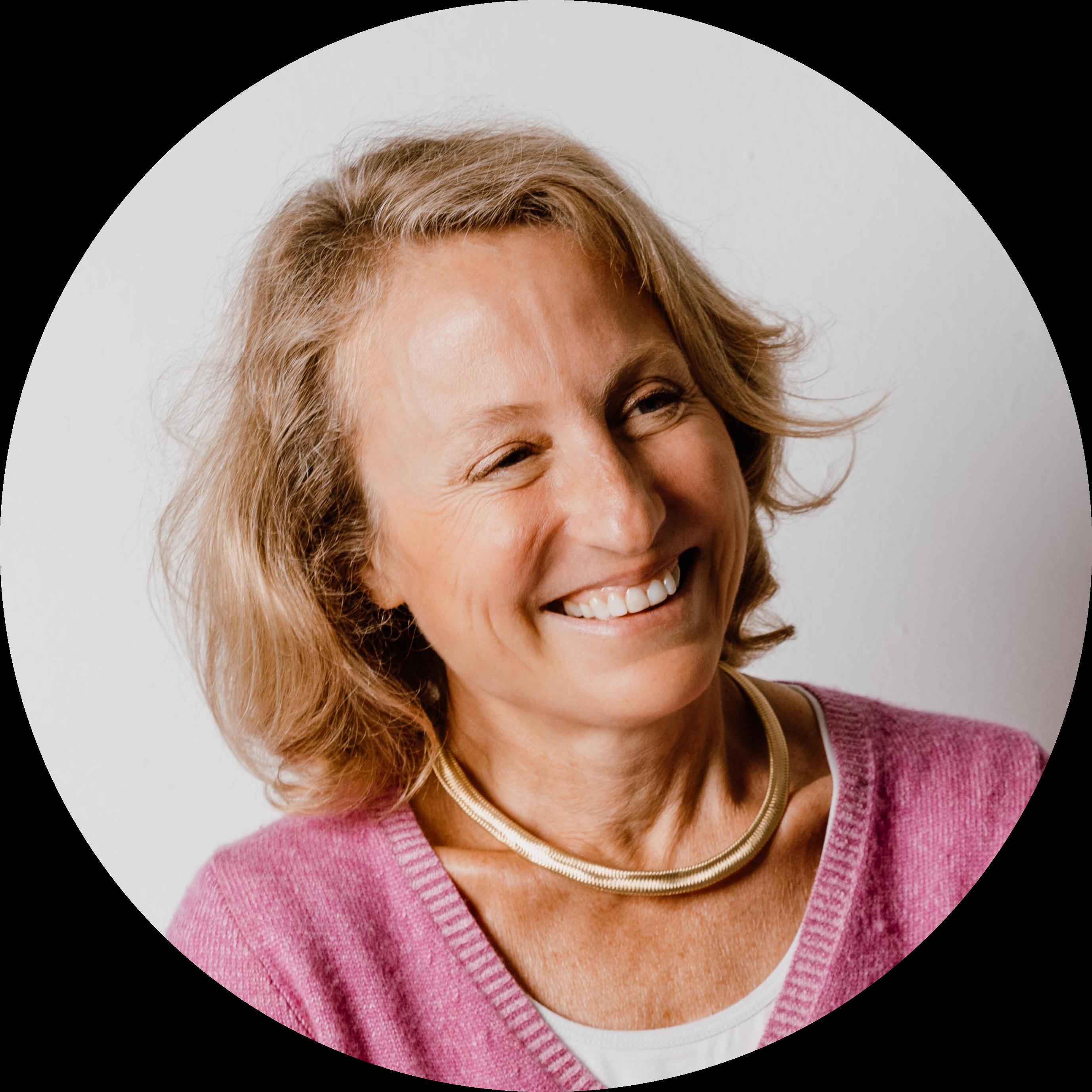Jennifer CFO Portrait